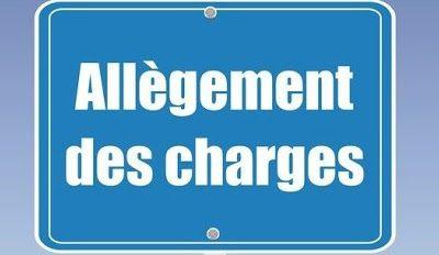 Cotisations patronales prises en compte dans le calcul des allègements de charges